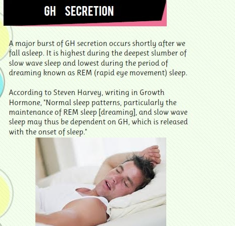 HGH for better sleep – Use HGH to Repair Your Sleep Cycle and Relieve Your Fatigue-Related Stress